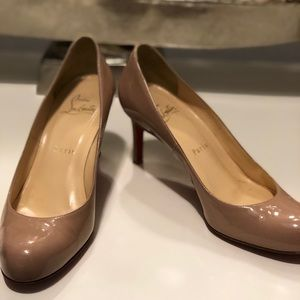 Christian Louboutin Simple Pump, 35.5